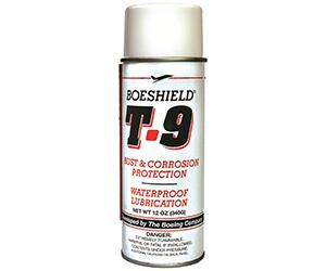 best boesheild T9 rust prevention spray for cars