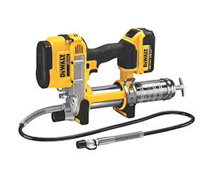 best dewalt DCGG571M1 20V grease gun