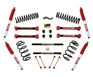 best skyjacker tj401BPH lift kits