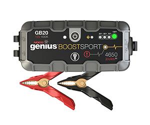 best Noco Genius Boost Sport lithium jump starter