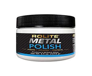 best rolite metal polish paste for aluminum