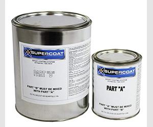 best supercoat Slate garage floor epoxy