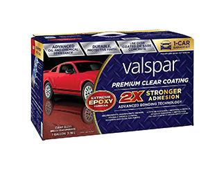best vaspar garage floor clear epoxy