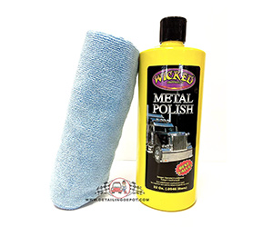 best wicked automotive metal polish for aluminum
