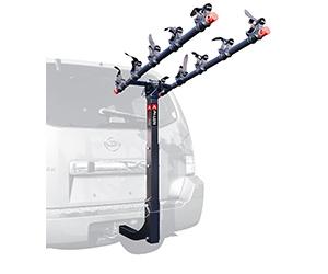 best allen sports deluxe hitch mount bike rack