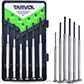 Precision screwdriver set of 6 with case tools every mechanic should have