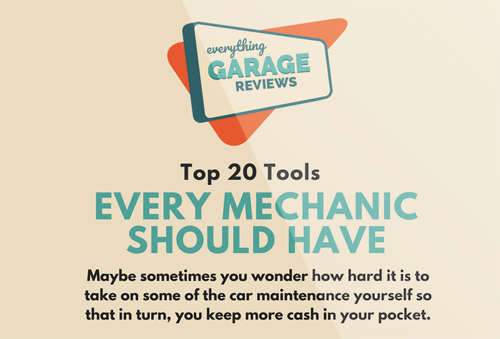 tools every mechanic should have