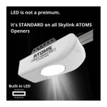 ATOMS AT-1611 By Skylink best Garage Door Opener
