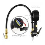 AstroAI Digital Tire Inflator w/ Pressure Gauge 250 PSI