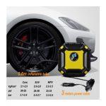 best MDee portable air pump for car tires