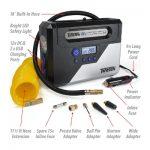 TireTek TT-303 RX-i Digital Car Tire Inflator Pump
